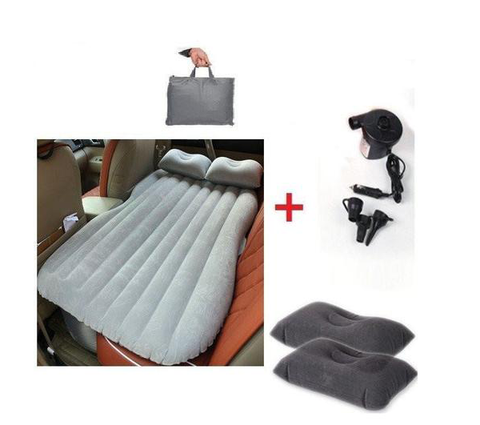Top Selling Inflatable Travel Car Bed
