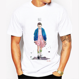 StrangerThings™ - Cotton Short Sleeve Mens T-Shirt