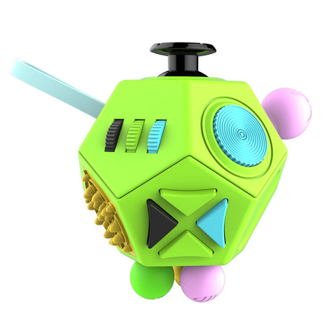 ChromaHive™ - The Best Fidget Cube for Enhanced Focus!