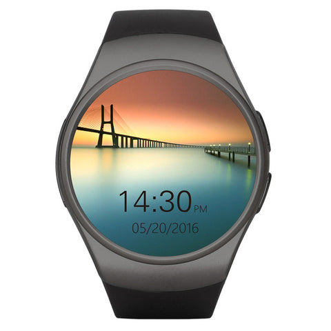 SmartWatch™ - Full HD Touch Screen Smart Watch (w/ Heart Rate Monitor)!
