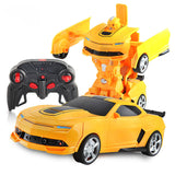 Transformer Revolution™ - The World's Hottest Transforming RC Car!