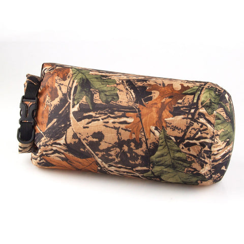New Portable 8L Camouflage Waterproof Dry Bag Storage