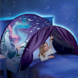 DreamTent™ - Indoor/Outdoor Foldable Star Fantasy Tent for Kids!
