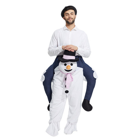 ChristmasLaughs™ - Ride Me Snowman & Santa Claus Christmas Costumes!