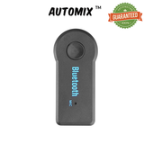 AutoMix™ - New Hand free Car Bluetooth Music Receiver With Mic