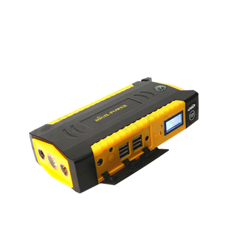 JumpStart™ - Portable Emergency Car Battery Jump Starter