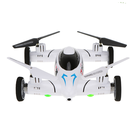 CarDrone™ -  Latest Version Quadcopter Flying Car!