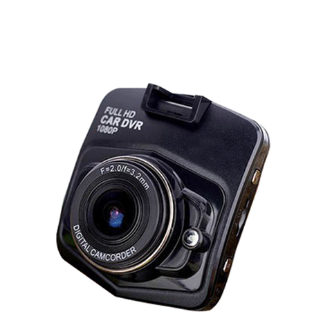 Car DVR Dash Cam - Driving Recorder w/ Full HD 1080P with Night Vision!