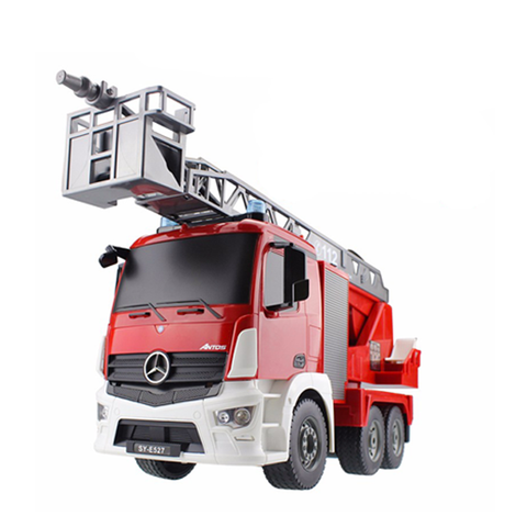 FireFighter™ - High Speed RC Fire Truck!
