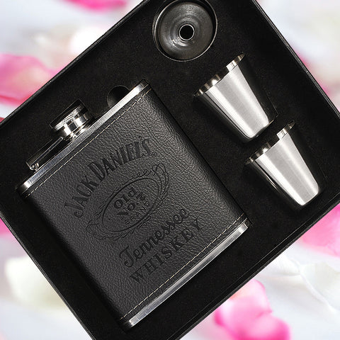 HipFlask™ - Luxury Stainless Steel Whiskey Flask!