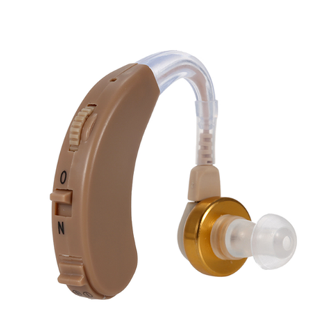 HearAid™ - Your Sign Language Enhanced with Better Sound Quality for Both Speech and Music!