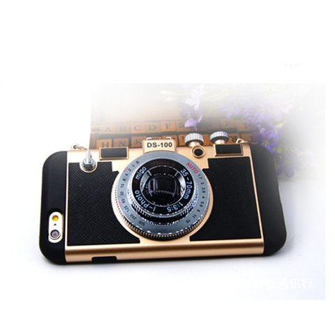 VintageCam - High Fashion Vintage Camera iPhone Case!