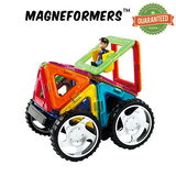 MagneFormers™ - Magnetic Building Block Toys for Children!