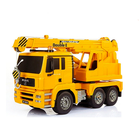 Megalift™ - Fully Functional Professional MB Actros RC Crane Truck