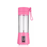 BlenderBottle™ - 380ml USB Rechargeable Fruit Blender!