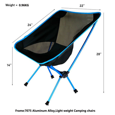 Awesome Outdoor Fishing Folding Camping Chair with 600D Oxford fabric and 7075 Aluminum Alloy for Garden In 2019 - Model Of cloth folding chairs Contemporary