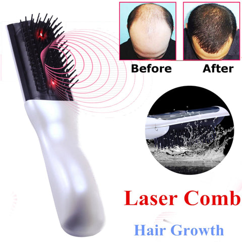 Magical Infared Laser Hair Growth Comb