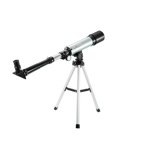 Astronomical Telescope Aperture F 360 X 50mm Refractive View w/ Tripod