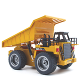 DumpMaster™ - Top of the Line Professional RC Dump Truck!