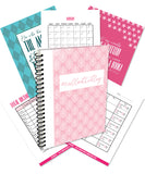 Christian Blog Planner: Pink Style