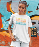 Jesus is Lord Retro Tee Basic Tee