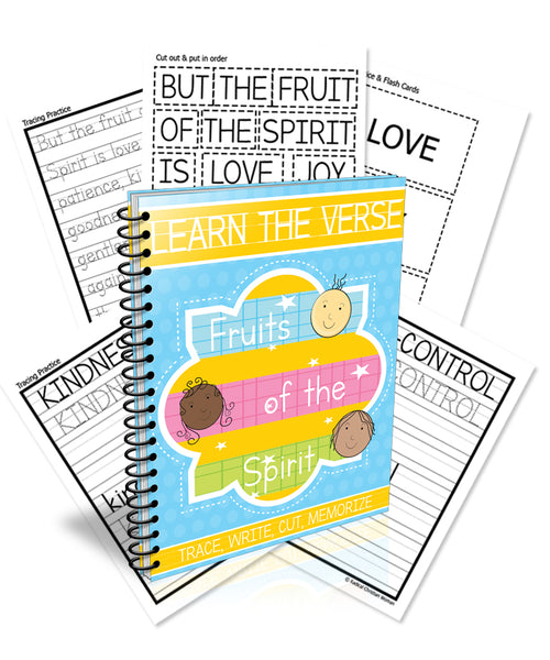 Learn the Verse: Fruits of the Spirit