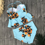 Modest Tankini Swimsuit (Shipping: 2-4 Weeks)