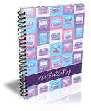 Christian Blog Planner: Retro Style