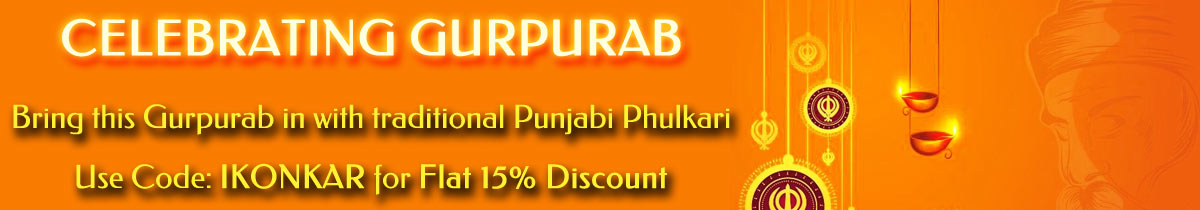 Gurpurab Celebratory Discount