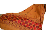JustPhulkari Winter Stole