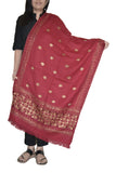 Just Phulkari Winter Shawl