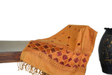 Just Phulkari Embroidery Shawl