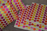 Phulkari Cushion Covers (Set of 5)