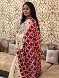 Just Phulkari Saree