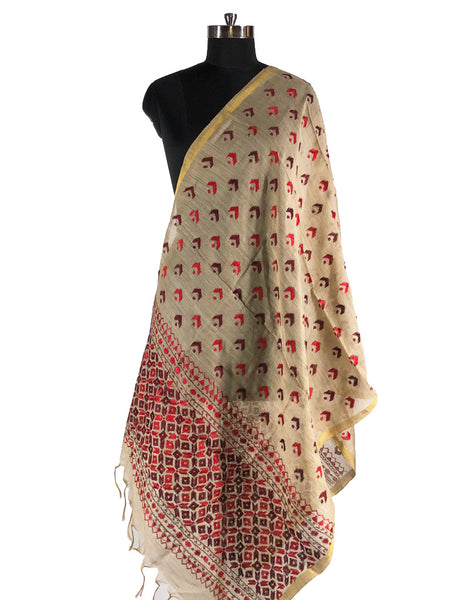 Just Phulkari Stole