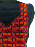 Phulkari Handwork Chanderi Cotton Kurta