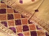 Just Phulkari Winter Stole