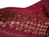 Just Phulkari Warm Shawl