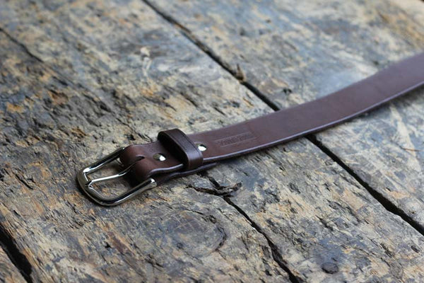 Heritage Belt — Brown