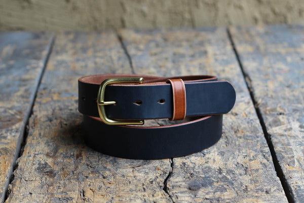 Heritage Belt — Navy