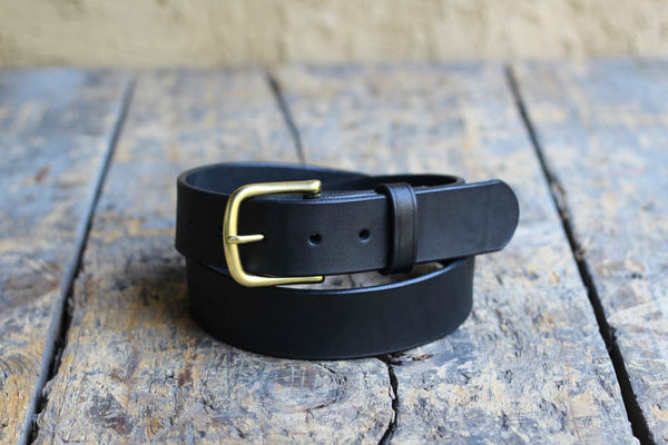 Heritage Belt — Black