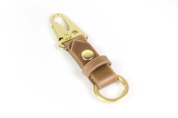 The Sling Clip – Natural CXL / Brass