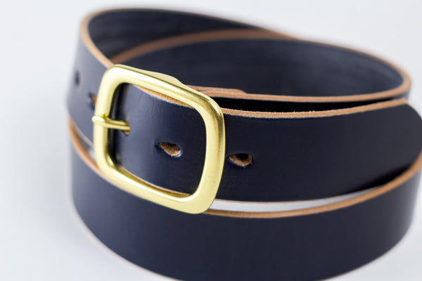 Homestead Belt – Navy