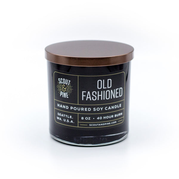 Soy Candle – Old Fashioned