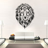Brave Lion Room Decal