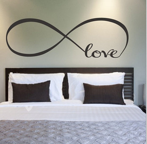 Infinity Symbol Wall Decal
