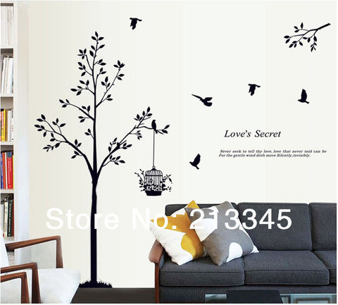 Beautiful Tree Decal