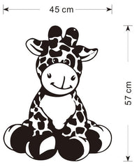 Baby Giraffe Wall Decal