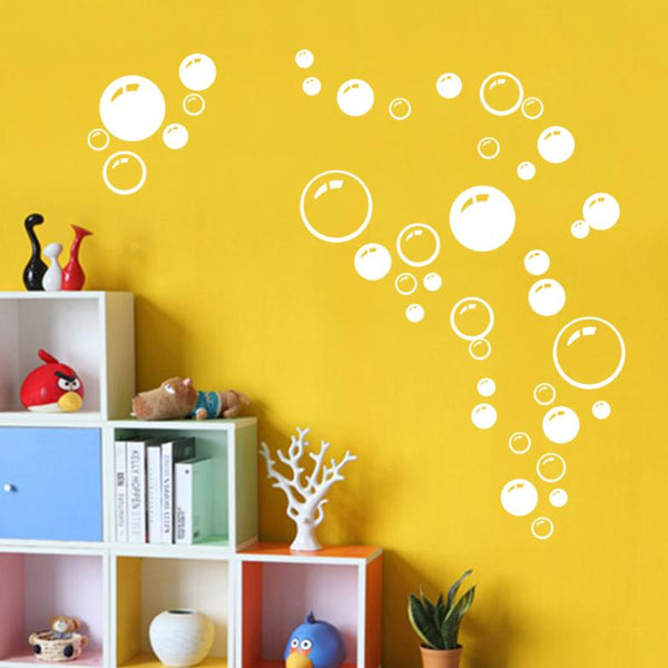 Cute Bubbles Wall Stickers