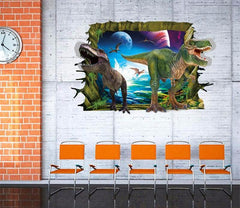 Dinosaur Park Wall Sticker